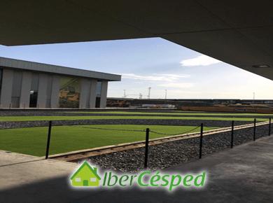 Cesped Artificial En Terrazas Con Ibercesped 2018 - Cesped-artificial-barato-para-terrazas