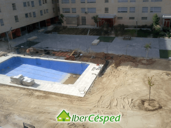 【 Césped artificial Madrid 】| Instalador de césped artificial Ibercesped ®